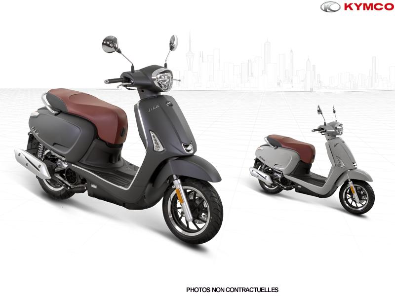 Like 125 ABS Noodoe , 3299€