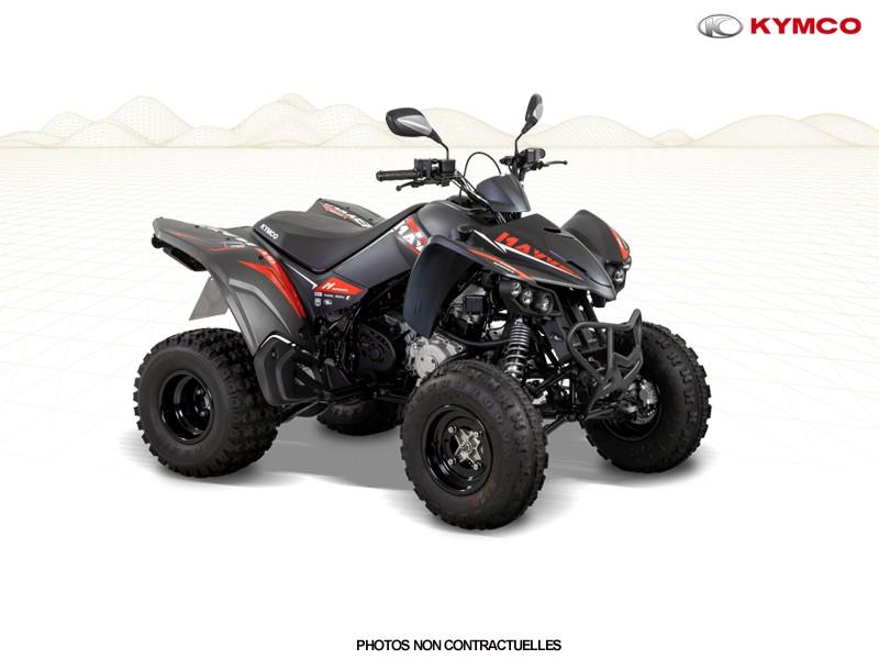 Kymco, Maxxer 300, homologué route 2 personnes, 4299€.