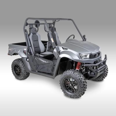 UXV 700I Sport, homologué route, direction assistée. 12890€.