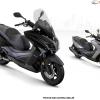 X town 300 i ABS E5, 4299€.