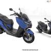 Xtown 300 I ABS city E5, 4299€.